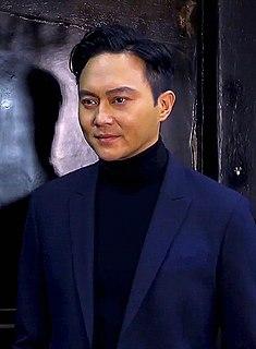 Julian Cheung Hong Kong actor and singer