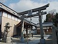 春日神社 香芝市磯壁5丁目 2011.12.12 - panoramio.jpg