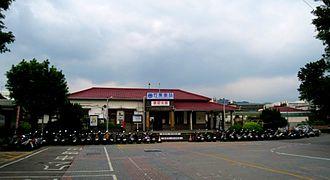 Zhudong - Zhudong Station