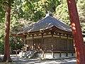 観心寺にて 開山堂(本願堂) 2013.3.15 - panoramio.jpg