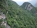 重庆-涪陵-石夹沟景区内登山小道 - panoramio.jpg