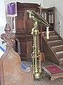 -2020-01-04 Eagle lectern, All Saints church, Gimingham.JPG