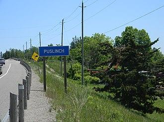 Puslinch, Ontario - Puslinch