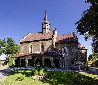 Jędrzychowice, Zgorzelec County Village in Lower Silesian Voivodeship, Poland