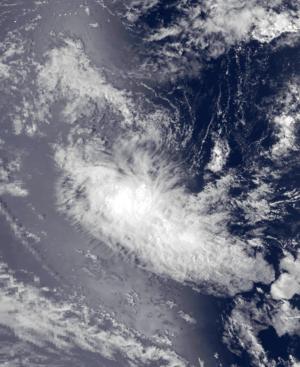1978–79 Australian region cyclone season - Image: 01S Nov 22 1978 0856Z