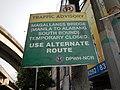 03234jfSergio Osmeña Highway Pasay Road railway station Makati Cityfvf 04.jpg