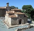 074 Sant Miquel de Terrassa, amb Sant Pere al fons.JPG