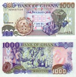 Ghanaian Cedi Wikiwand