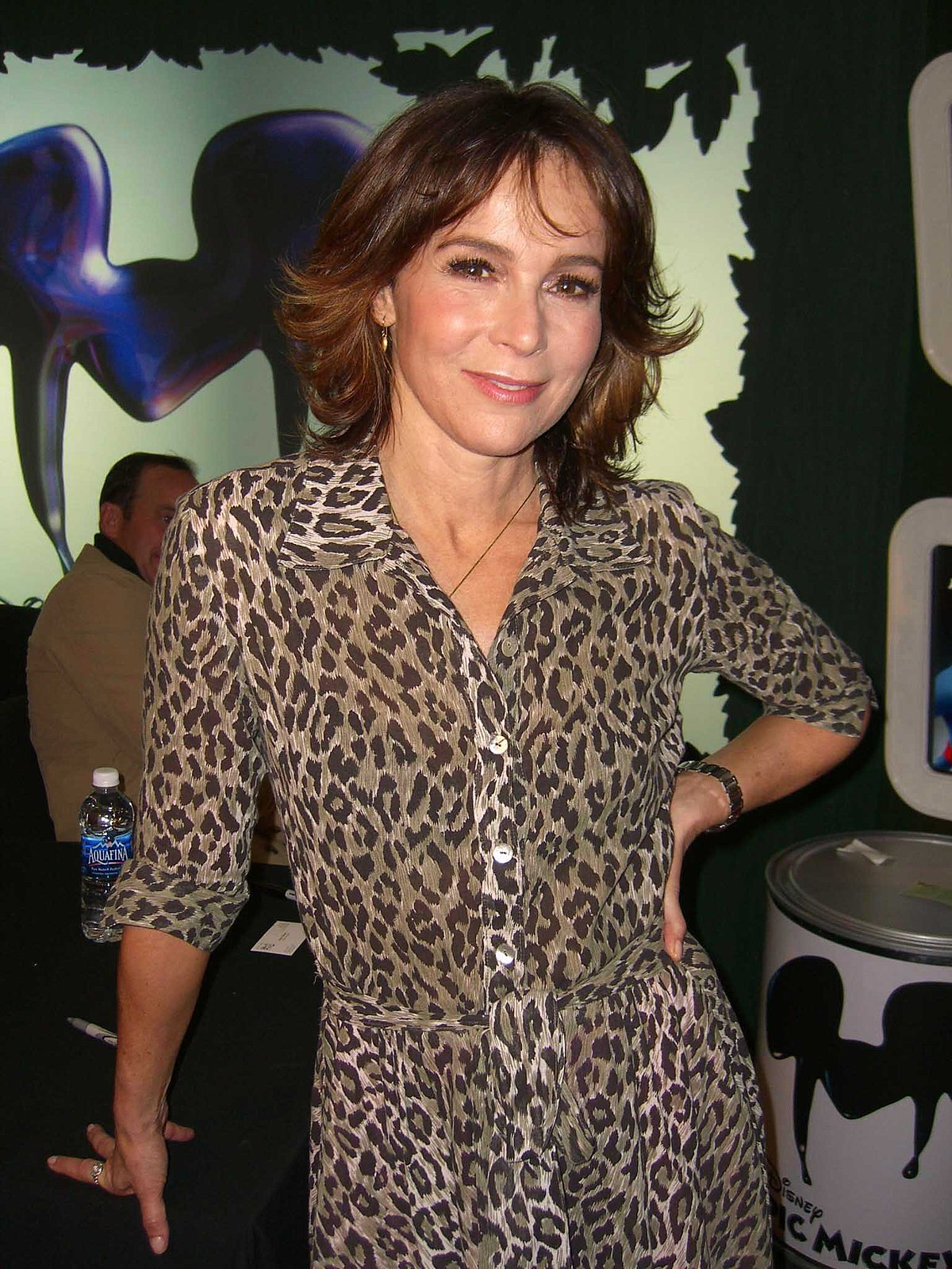 jennifer grey � wikip233dia