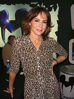 Jennifer Grey 2010.