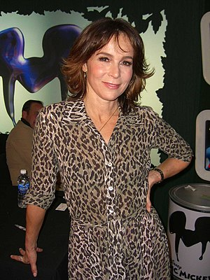 Jennifer Grey - Grey in 2010