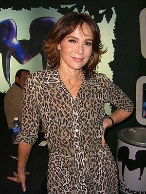 Jennifer Grey - Grey in 2010