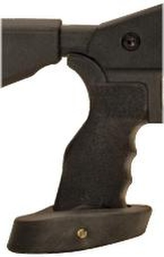 Savage 110 BA - Close up of the 110 BA Pistol Grip