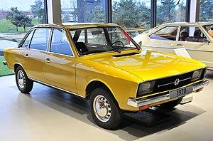 Volkswagen K70 - Image: 12 01 03 autostadtl by Ralf R 60