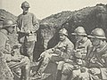 128e régiment d'infanterie après l'attaque de la tranchée de Souville (16 août 1916).jpg