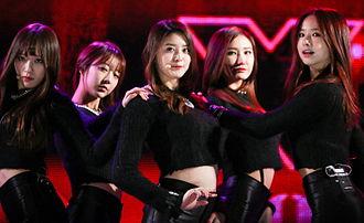 EXID - EXID in December 2014