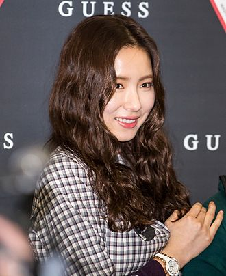 Shin Se-kyung - In March 2015