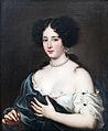 1675 Vouet Clelia Cesarini Colonna als Kleopatra anagoria.JPG