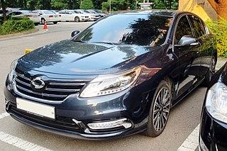 Renault Samsung SM5 Motor vehicle