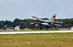 180th Fighter Wing F-16 taking off.jpg