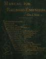 1872 Vose Manual for Railroad Engineers book cover.png