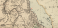 1885 Suakim map Egypt and the Basin of the Nile by Johnston BPL m0612005 detail.png