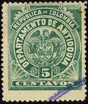 1896 5c Antioquia Mi87 Yv86.jpg
