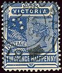 1901 2half Victoria DC Yv131 SG388.jpg