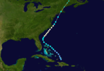 1908 Atlantic hurricane 2 track.png