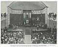 1910-11, Comedias y Comediantes, Salón de actos de la Exposición durante el homenaje a Salvador Giner, Barberá Masip.jpg