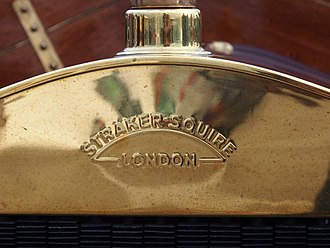 Straker-Squire - Image: 1910 Straker Squire 2800cc, Nr 519, pic 15