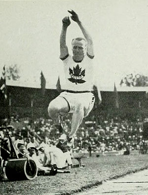 Calvin Bricker - Calvin Bricker at the 1912 Olympics