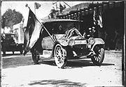 1921 Fiesta, Santa Fe