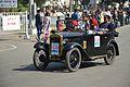 1933 Austin - 8 hp - 4 cyl - ORM 108 - Kolkata 2017-01-29 4385.JPG