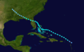 1937 Atlantic tropical storm 3 track.png