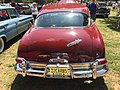 1952 Hudson Hornet sedan with Twin H power at 2015 Macungie show 2of4.jpg