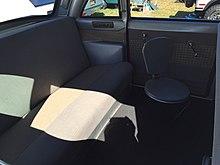 1958 Checker Standard series A8 taxi at Hershey 2015 AACA meet 6of7.jpg