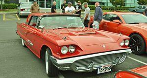 Ford Thunderbird (second generation) - 1959 Ford Thunderbird hardtop
