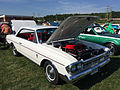 1964 Ambassador 990-H hardtop in white at AMO 2015 meet 1of6.jpg