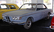 Bmw 2000 coupe