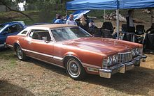 Ford Thunderbird Sixth Generation