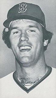 Bob Stanley (baseball) American baseball player