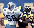 1986 Jeno's Pizza - 23 - Eric Dickerson and Barry Redden (Barry Reden and Mike Hegman crop).jpg