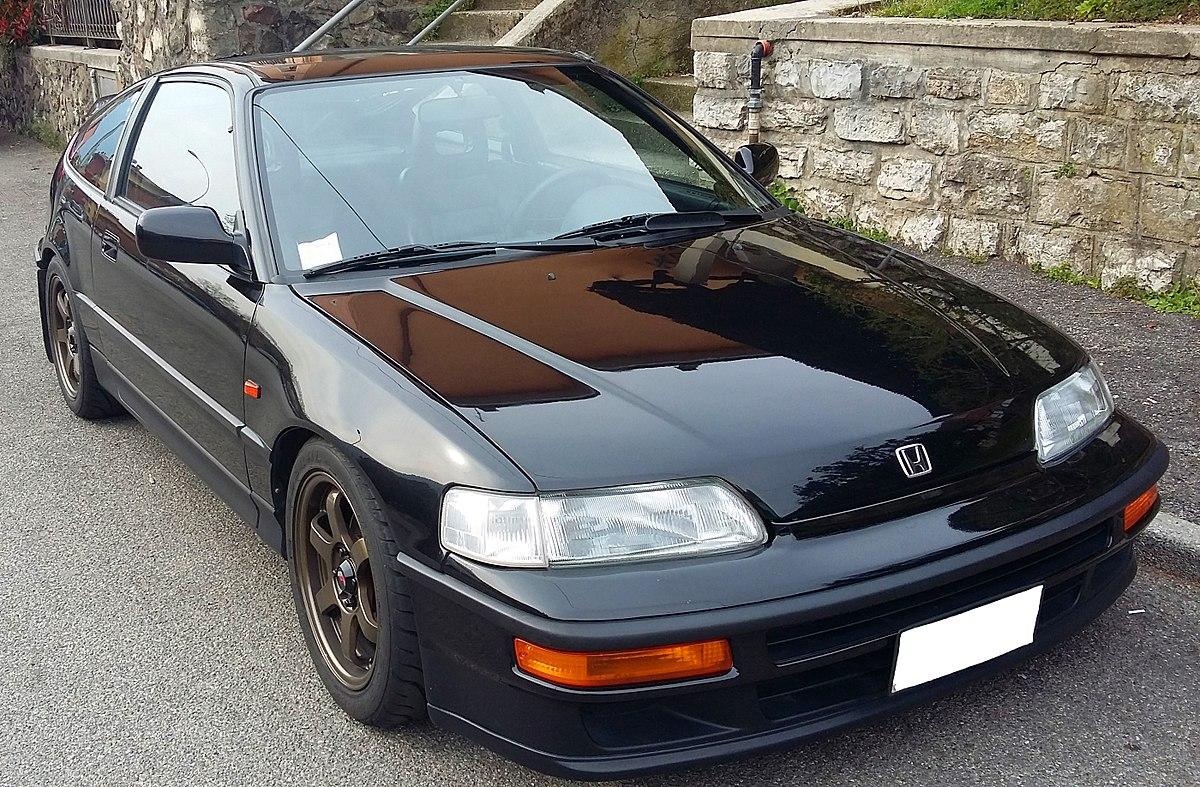 Px Honda Cr X