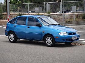 Ford Festiva Wikipedia