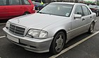 1999 Mercedes-Benz C240 Sport Automatic 2.4 Front.jpg