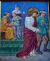 1 Jezus przez Pilata na smierc osadzony, kolegiata, Lidzbark Warmiński.jpg