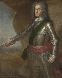 George Hamilton, 1st Earl of Orkney 17th and 18th-century Scottish nobleman and field marshal