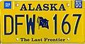 2000 Alaska license plate DFW 167.jpg