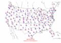 2002-09-25 Max-min Temperature Map NOAA.png